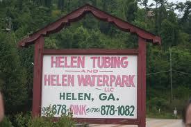 Helen Tubing